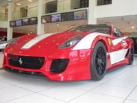 Come and see the track purposed Ferrari 599XX on
