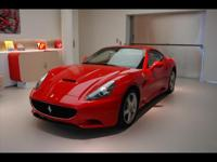 This is a Ferrari, California for sale by Maserati of