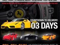 2010 Ferrari California 2 2 Nav Diamond Stitch Heated