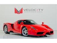 The F60 Enzo Ferrari, built between 2002 to 2004, is a