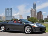 2007 Ferrari F430 Spider We have a very nice one owner