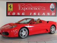 2006 Ferrari 430 Spider F1The F430 Spider's innovative