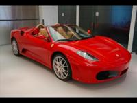 This is a Ferrari, F430 Spider for sale by Maserati of