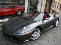 This is a Ferrari, 0 Spider F1 for sale by Miller