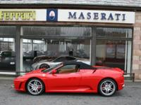 This is a Ferrari, F430 Spider for sale by Miller