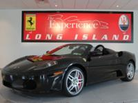 2008 Ferrari 430 Spider F1The F430 Spider's innovative