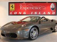 2005 Ferrari 430 Spider F1The F430 Spider's innovative