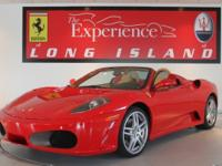 2005 Ferrari F430 Spider F1The F430 Spider's innovative
