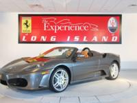 2007 Ferrari 430 Spider F1The F430 Spider's innovative