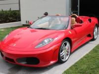2007 Ferrari 430 Spider F1FERRARI APPROVEDQUALIFIES FOR