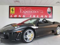 2008 F430 Spider- Triple Black!FERRARI