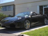 2008 Ferrari F430 Spider F1 - Beyond Loaded!Take a look