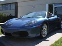2009 F430 Spider- Rare!FERRARI APPROVEDFERRARI POWER