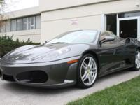 2006 Ferrari F430 Spider F1Take a peek at this