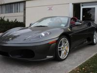 2008 F430 Spider- Beyond Loaded!FERRARI