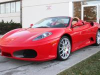 2008 F430- CPO Warranty Included!FERRARI