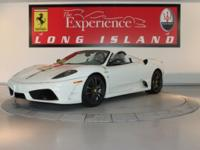 2008 Ferrari 430 Scuderia The 430 Scuderias innovative
