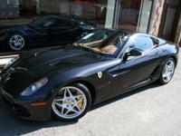 This is a Ferrari, 599 GTB Fiorano for sale by Miller