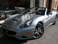 This is a Ferrari, California for sale by Miller