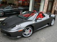 This is a Ferrari, F430 for sale by Miller Motorcars.