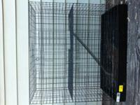 2 story metal ferret cage good shape. call or text  //