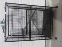 Ferret cage, 57inches tall. Cn be used 4 bird or other