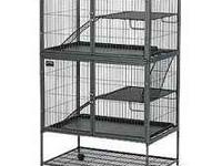 HI I have a brand new ferret nation cage for sale comes