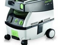 **Model CT Mini full unit certified HEPA dust extractor