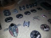 Selling my collection of X-Wing minis. All