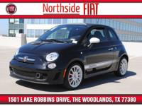 This 2013 FIAT 500 Abarth might just be the hatchback