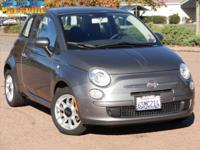 Introducing this 2012 FIAT 500 with 35,691 miles.