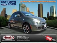 Don't let this 2012 FIAT 500 Sport drive away without