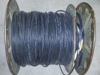 DescriptionThe fiber with the reel and termination is