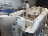 complete fiberglass and gelcoat repair shop  info @