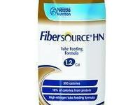 Nestle's Fibersource HN Tube Feeding Formula is 1.2