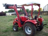 Field Pro 254. This is a large frame heavy duty 25 hp