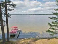Fife Lake Waterfront. 3br, 2.5 Ba Updated Ranch Home
