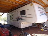 Here for sale is our slightly used 30 Keystone Montana