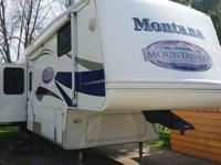 2008 keystone Montana mountaineer fifth wheel travel