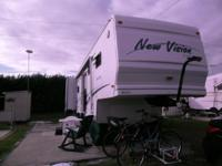new vision ultra 1999 very clean new furniture and new