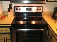 Stainless steel appliances 15 months old $2000 obo