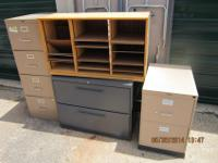 Legal Size File Cabinet in Good condition (4 Drawers)
