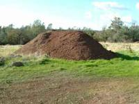 Fill dirt you haul make offer  Location: Paradise