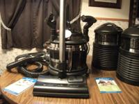for sale one filter queen brand vacuum  cleaner .  it