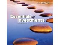 Texas A&M Fin 404 Textbook Essentials of Investments