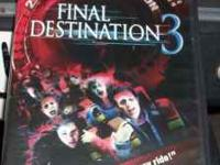 "This is the DVD Movie ""Final Destination 3""."