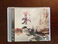 Final Fantasy XII-2 for the PS3. $10 obo You can text