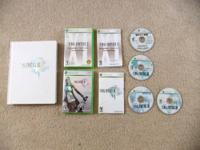 Final Fantasy XIII Xbox360 Game and Collector's Edition