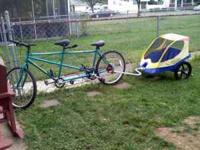 We have for sale a 21 speed Huffy Albatross Tandem