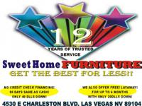 WE HAVE A GREAT SELECTION OF FURNITURE. COME CHECK